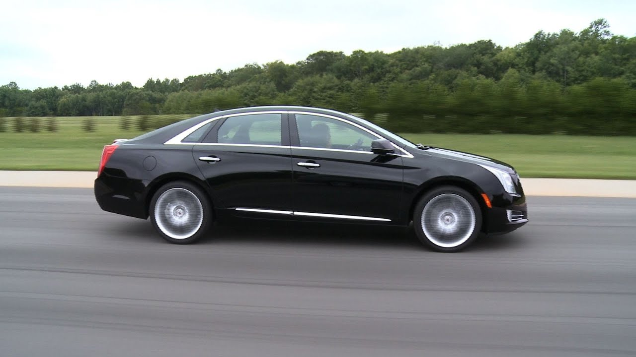 cadillac xts first drive consumer reports youtube. Black Bedroom Furniture Sets. Home Design Ideas
