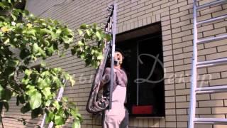 Установка дутых решеток на окна(Установка дутых решеток с нишей для цветников на окна коттеджа Срочное изготовление и установка решеток..., 2014-09-26T08:35:26.000Z)