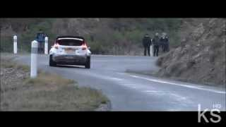 WRC Monte Carlo 2015 - Training Day - Pure Sound Shakedown
