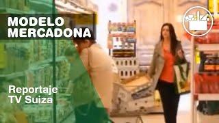 Reportaje Mercadona en la TV Suiza