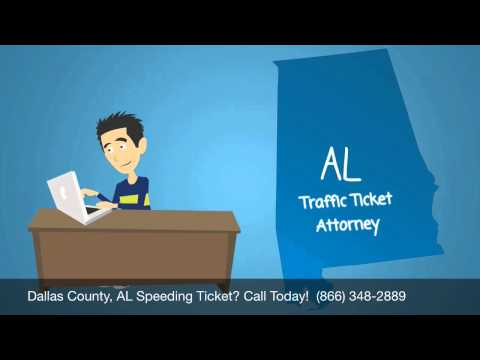Help Dallas County, Alabama Traffic Speeding Ticket Lawyer - Best Dallas County, AL Traffic Attorney