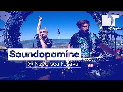 Soundopamine (LIVE) on Daydreaming Stage at Neversea Festival, Romania 1