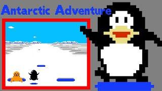 Antarctic Adventure (FC)