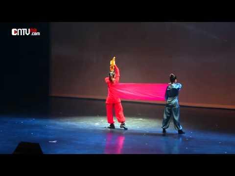 Cultural Express: Mulan 文化现场:《木兰》打击乐音乐剧