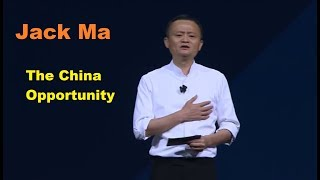 Jack Ma - The China Opportunity - Gateway 17 in Detroit 2017 thumbnail