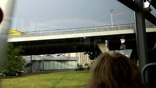 Дъга над Дружба в София
