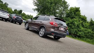 2019 Subaru Ascent Limited For Sale Cleveland Ohio
