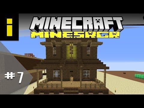 Behind The Curtain  MineSaga Western Realm: Season 2  EP07 Minecraft