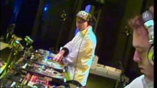 DJ Shadow & Cut Chemist - Hard Sell At The Hollywood Bowl in 2008