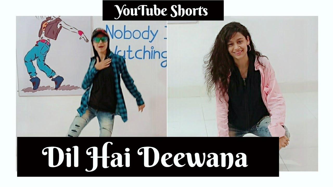 Dil Hai Deewana | Arjun Kapoor & Rakul | Darshan R. & Zara |Amisha Modha | #shorts #ytshorts