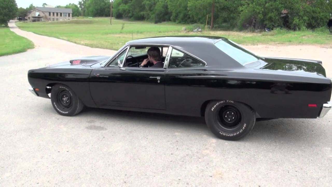 1969 Roadrunner 440 Six Pack Dana Disc Atlas Muscle Cars