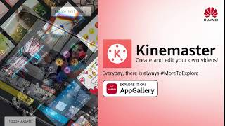Download KineMaster via AppGallery