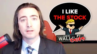WallStreetBets goes to Washington: GameStop investor testifies!