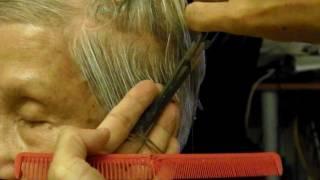 Hair Cut - a wedge