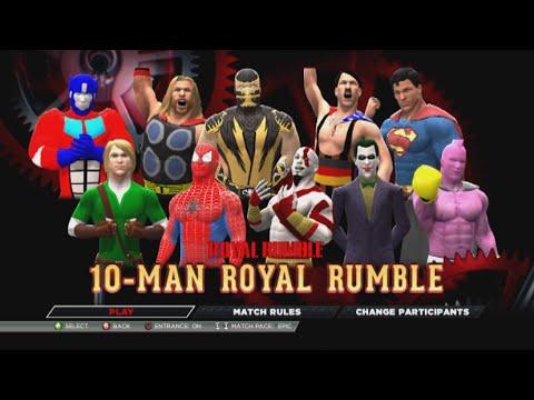 TMN Blue 37 WWE2k15 2/2/15