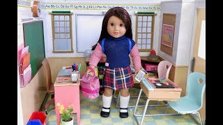 Video American Girl Doll Morning Routine! download MP3, 3GP, MP4, WEBM, AVI, FLV Agustus 2018