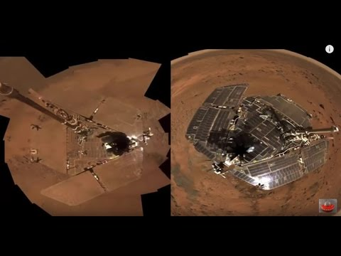 Who or What Has Been Cleaning the Panels of the Mars Rover? Hqdefault