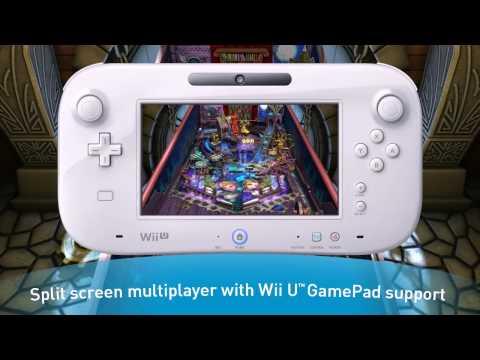 Zen Pinball 2 Wii U Trailer