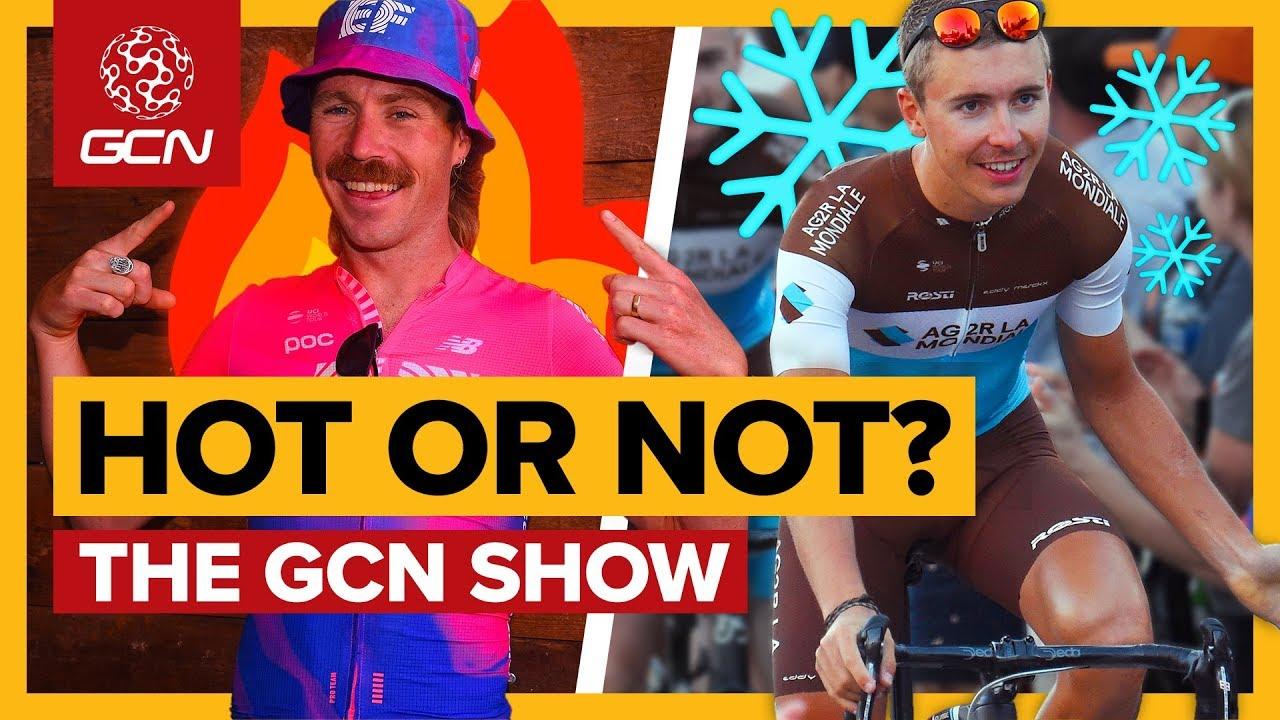 e8de049b2 2019 Pro Cycling Kits - Hot Or Not
