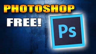 How To Get Photoshop Cs6 Extended For Free  Voice Tutorial