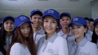 Волонтеры ЭКСПО-2017