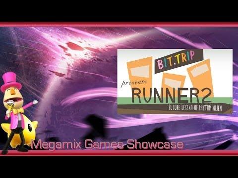 Megamix Games Showcase Ep.016: Bit.Trip Presents Runner2: Future Legend of Rhythm Alien