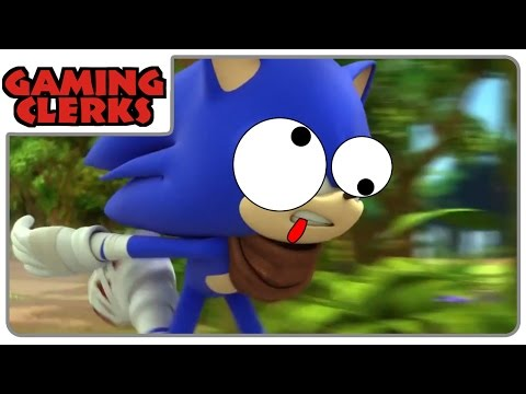 Sonic Boom | GamingClerks Live