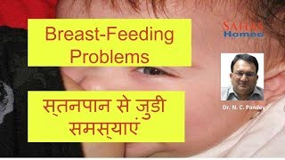 Breast-feeding Problems, homeopathic treatment Dr. N. C. Pandey, Sahas Homeopathy