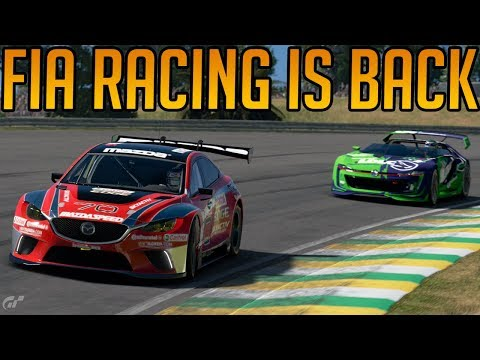 Gran Turismo Sport: FIA Racing Has Returned!! thumbnail