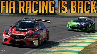 Gran Turismo Sport: FIA Racing Has Returned!!