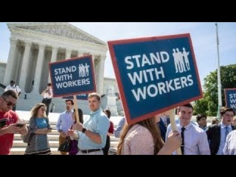 Supreme Court rules for worker who didn't want to pay union