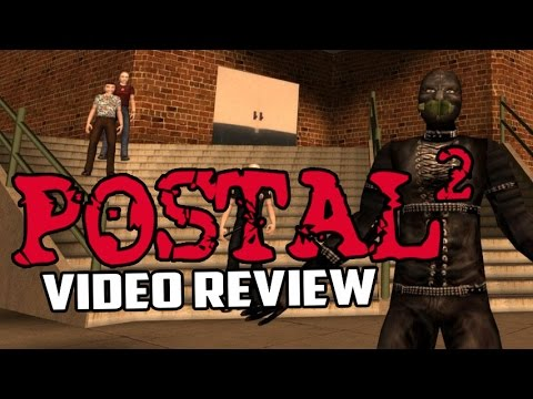 Postal 2 Pc Game Review Youtube