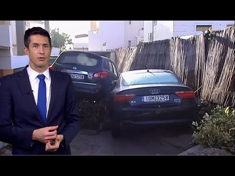 Weather Events 2019 – Flooding in Greece (Europe) – BBC – 26th November 2019