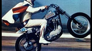 evel knievel excellent complination of rare jumps