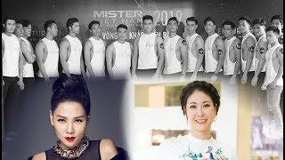 Thu Minh, Hà Kiều Anh CHÍNH THỨC làm giám khảo chung kết Mister Việt Nam 2019