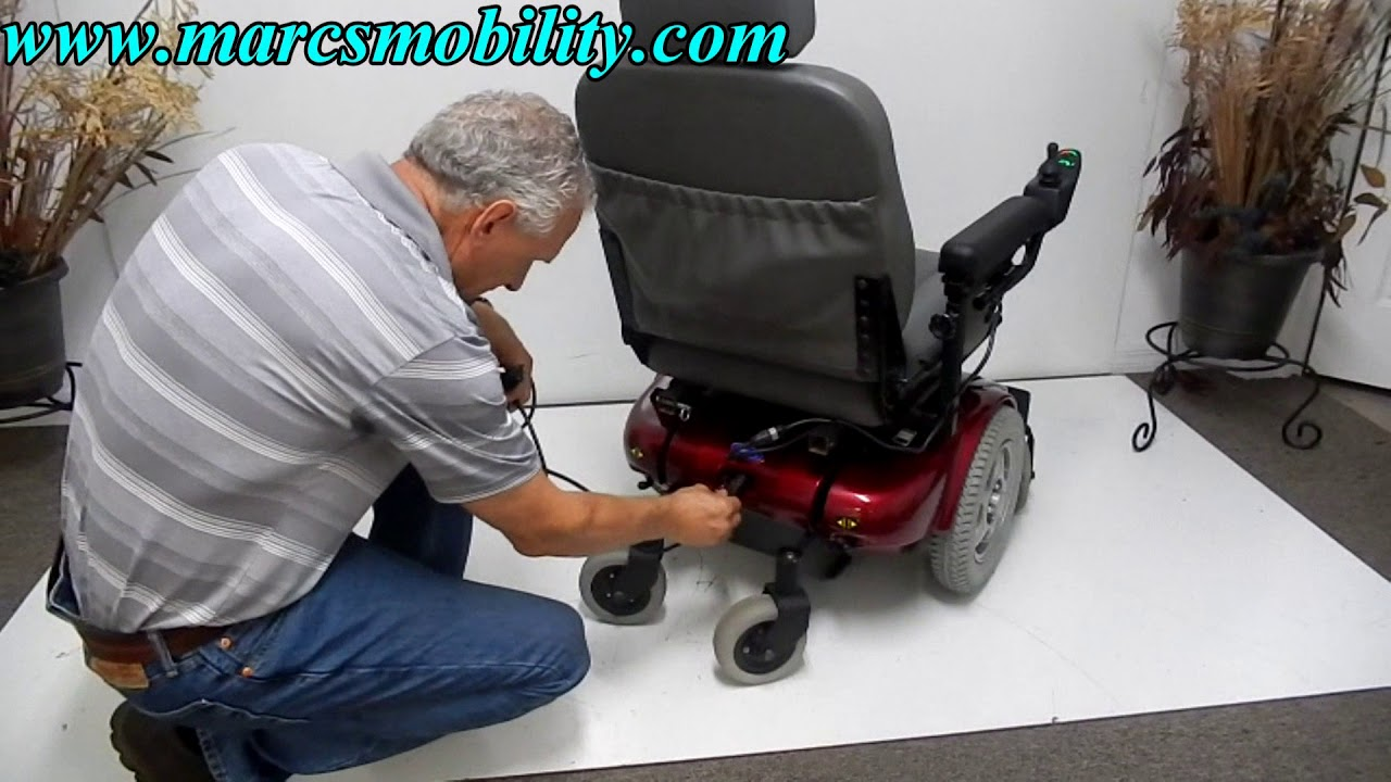 Invacare Pronto M91 Power Chair Used Youtube Jazzy 1170 Wiring Diagram