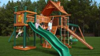 Children's Outdoor Swing Set / Playsets
