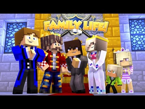 Minecraft Roleplay - MOM IS MARRIED TO EVIL JOHNATHON'S EVIL FRIEND!! LITTLE DONNY