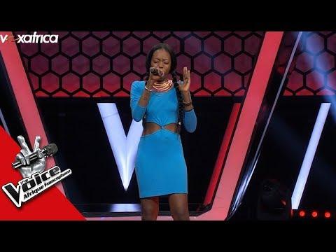 Maya ' Baby boy ' Beyoncé Audition à l'aveugle The Voice Afrique francophone 2017