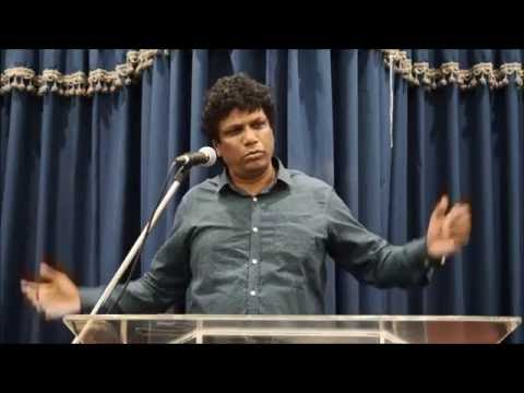 Living like a king, Tamil Sermon by Eva. Issac Joe @ Word of God Church, Doha Qatar