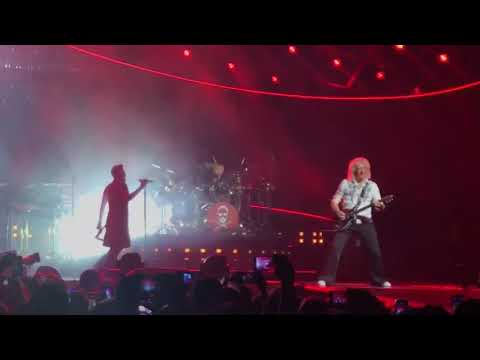 QUEEN + Adam Lambert - I Want It All