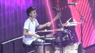 Download Justin Bieber Solo Drum ! MP3 song and Music Video