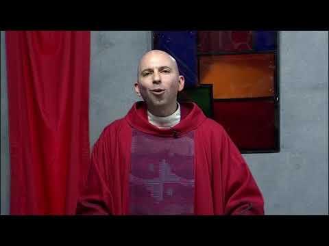 TV Mass Homily 2018 03 25