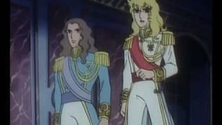 Lady Oscar ITA - espisodio 9 (Terza parte)