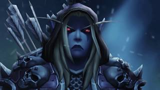 The Story of Sylvanas Windrunner: Edge of Night - Part 1 of 2 [Lore]