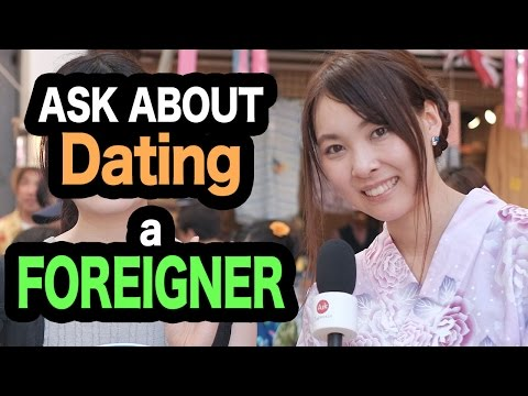 Ask Japanese about DATING a FOREIGNER #3|外国人と付き合うってどうですか?
