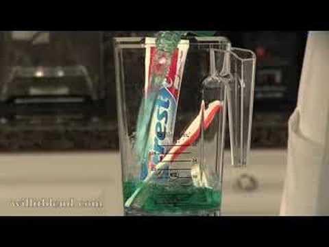 Will It Blend? - Dental Hygiene Surprise