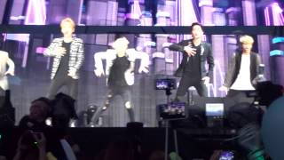 fancam 150329 shinee ring ding dong at f1 after race concert