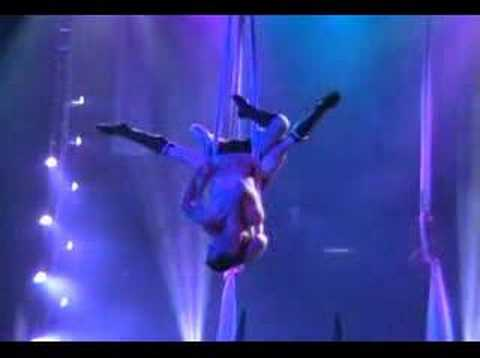 Double aerial net act