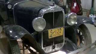 1929 Oakland Pontiac - zeketheantiquefreak